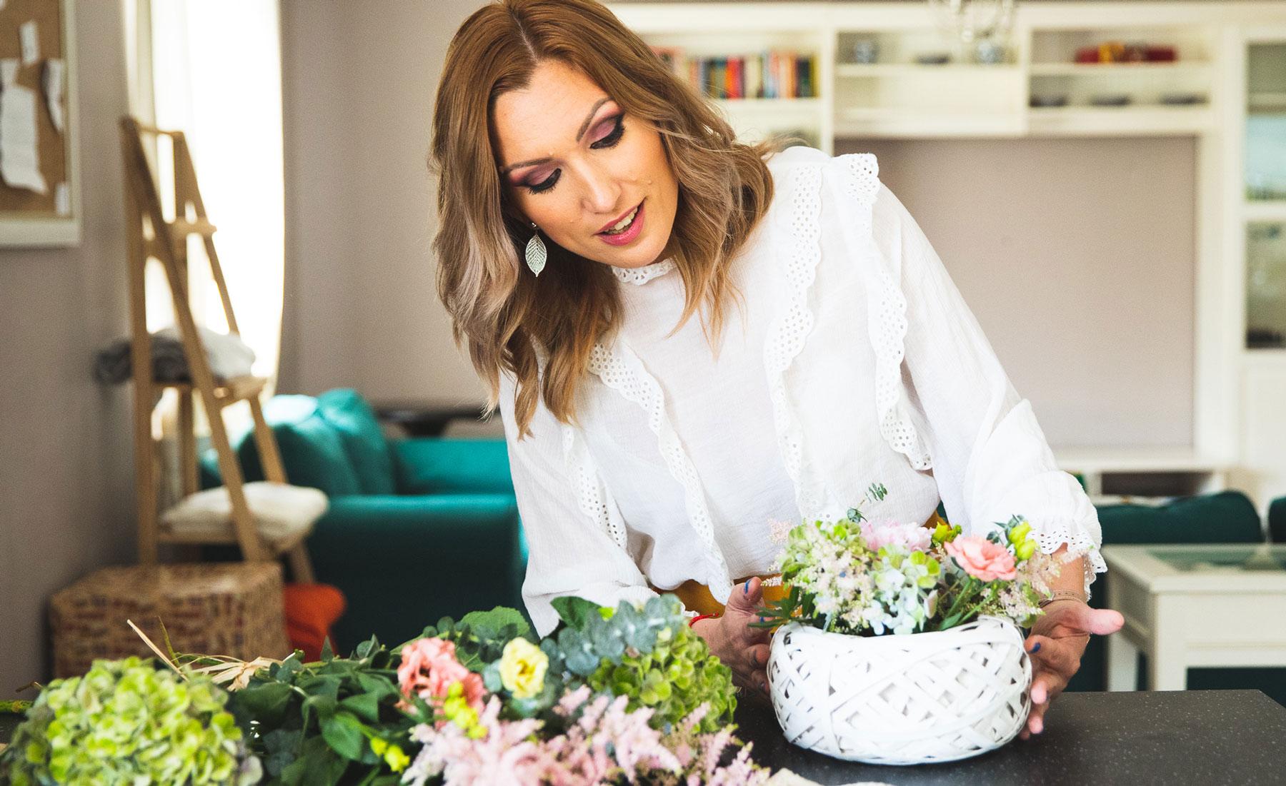 Flori cu Sens Ioana Marinescu Coaching Floral