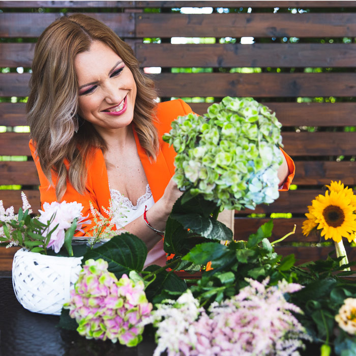 Flori cu Sens Ioana Marinescu Ateliere Florale Grup
