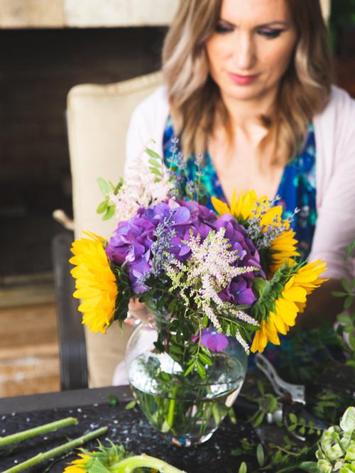 Flori cu Sens Ateliere florale pentru Copii